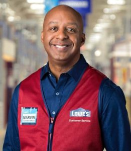 image of african american business executive marvin ellison