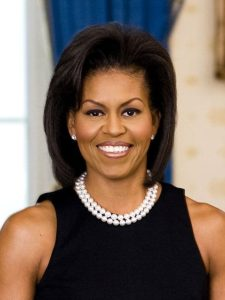 image of first lady michelle obama